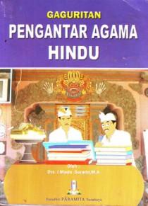Gaguritan Pengantar Agama Hindu