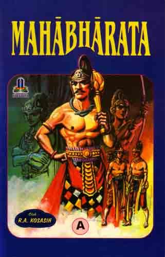 Mahabharata A (komik)