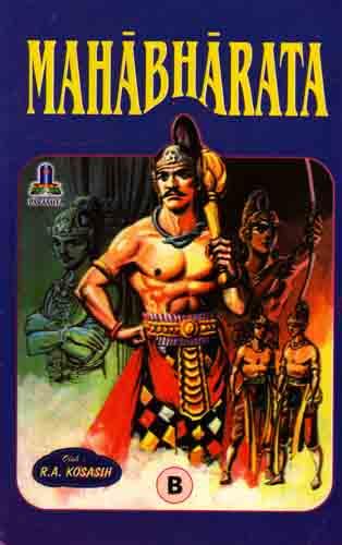 Mahabharata B (komik)