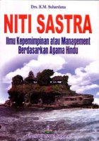Niti Sastra