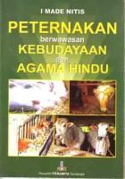 Peternakan berwawasan Kebudayaan dan Agama Hindu