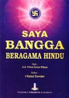 Saya Bangga Beragama Hindu