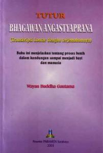 Tutur Bhagawan Angastya Prana